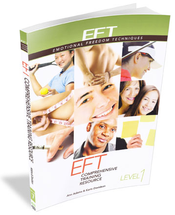 Image of EFT Level 1 Training Resource coursebook